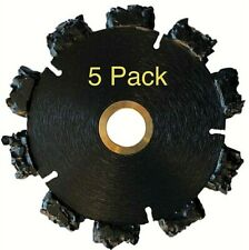 5pk 4 Fire Rescue Root Cutter Carbide Tipped Demolition Blade X 250