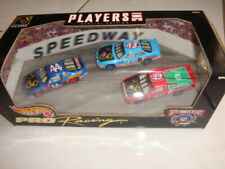 Hot Wheels { Pro Racing Players Inc } 3-Car Special Edition Set !