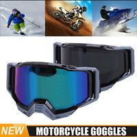 Goggles Motorcycle Motocross Race ATV UTV MX Dirt Bike Off Road Eyewear Glasses
