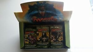 1 (one) - Magic The Gathering Eternal Masters Booster Pack
