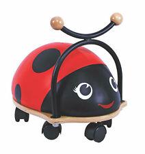 Ride On Ladybug Lady Bug Beetle kids childrens along toy toddler birthday gift
