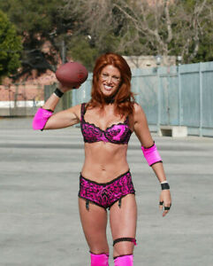 ANGIE EVERHART 8X10 GLOSSY PHOTO PICTURE IMAGE #10