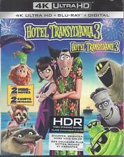 HOTEL TRANSYLVANIA 3 (4K ULTRA HD/BLURAY/DIGITAL CODE (2 DISC SET)(USED)