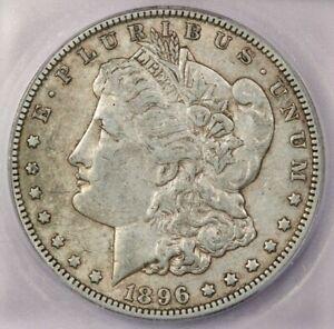 1896-O 1896 Morgan Silver Dollar ICG EF40 XF40