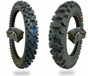 Motorcycle Tires Tubes 110 90 19 Rear Tire For Sale Ebay