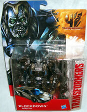 Transformers 4 Age of Extinction Lockdown Deluxe Action Figure MIB Hasbro Toy