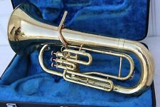 Yamaha YEP201 Euphonium YEP 201 Baritone with Hard Case & Mouthpiece NICE