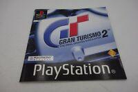 MANUALE per : GRAN TURISMO 2 PS1 PLAYSTATION