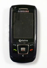Samsung Sgh-a801 GSM Unlocked Quadband Slider Cell Phone With 3mp Camera Blutoot