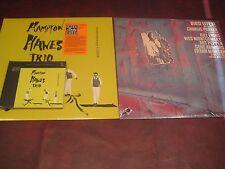 HAMPTON HAWES TRIO STICKER SERIES REMASTERED BY PHIL DE LANCIE 1987 + LP & XRCD