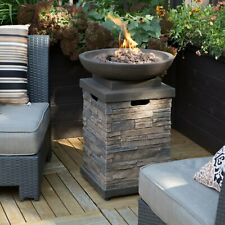 Column Propane Fire Firepits For Sale Ebay