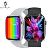 Bluetooth Uhr HD Display IP68 Temperaturmessung EKG iOS Android Frauen Herren IP