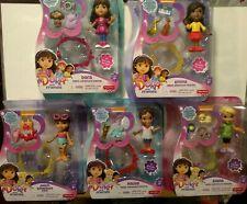 Dora & Friends Magic Adventure Charms w/ 3 inch Figure