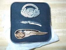 1 PIN'S HARLEY DAVIDSON 110th Winged Anniversary/ 2 100th pin's