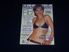 2001 JULY MADEMOISELLE MAGAZINE - COLLEEN HASKELL COVER - SP 5019