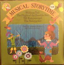 Musical Storytime: William Tell, Flight Of BumbleBee, Till Eulenspeigel Nutcrack