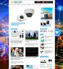 Turnkey Home Security Blog Website Amazon Afffilaite Autopilot