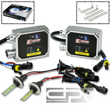 3000K YELLOW HID XENON CONVERSION+H3 BULBS FOG LIGHTS/LAMPS+WIRE+THICK BALLAST
