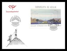 Iceland 2002 FDC, Stamp Day 2002, Lot # 1.