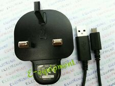 Samsung AD5055  UK mains Charger with CB5MU05E USB lead.  Buy 1 get 1 free