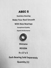 Shimano Stella 10000F  RD3204 ABEC5 Stainless Bearing 9x17x5 #04