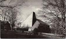 New Canaan, Connecticut, First Presbyterian Church - Postcard - Vintage
