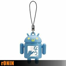ANDROID E-MAIL - Android Robot MAIL Mascot Keychain Portachiavi Swing BANDAI