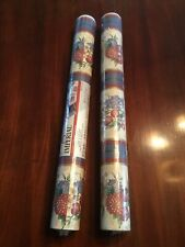 Vintage Imperial Wallcoverings Wallpaper, 2 Rolls, Unopened, Wh2124, Run 8