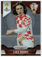 2014 Panini Prizm World Cup #118 Luka Modric 1st Prizm Croatia