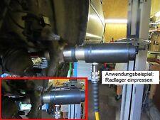 17 to Zug- und Druckzylinder für Radlager Silentlager Werkzeug Zug- /Druckhülsen