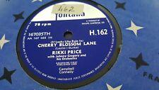 RIKKI PRICE CHERRY BLOSSOM LANE & TOM DOOLEY FONTANA H162