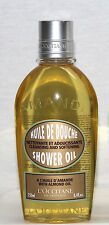 LOCCITANE Cleansing & Softening Oil with Almond Oil 8.4 fl oz