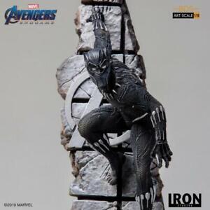 Iron Studios MARCAS18119-10 1/10 BDS Art Avengers Endgame Black Panther Statue
