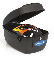 XLC Fahrradkoffer Cargo Box Fahrradbox schwarz abschließbar NEU