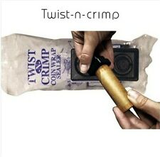 TWIST-N-CRIMP - Penny, Nickel, Dime & Quarter Wrapper - NEW in sealed bag