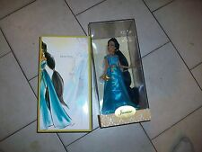 Disney Designer Princess Jasmine Doll LIMITED EDITION