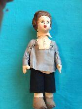 Mint Condition Boy Lenci Doll 1930-1940s