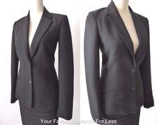 ALEXANDER WANG Long Sleeve Black Jacket  Size 2 AU 8  US 4 rrp $1350.00