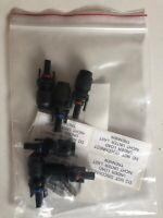 Tyco SOLARLOK Kabelkuppler 4mm² Buchse 3x pluskodiert 3x minuskodiert Steckerset