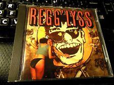 Vive les Gestes By Regg ' Lyss (CD, 1993, Virgin) Français Pop Importation