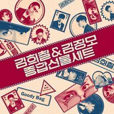 M&D KIM HEECHUL&JUNGMO [GOODY BAG] 2nd Mini Album CD+Photobook+Card+Paper SEALED