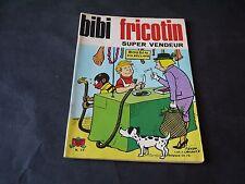 BIBI FRICOTIN N°74 SUPER VENDEUR EO1968