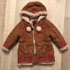 CATIMINI 2 Ans Fille : Manteau poupee russe en TBE