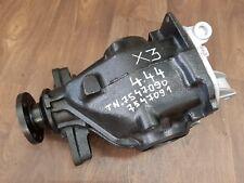 BMW X3 2.5si E83N N52N Automatik Hinterachsgetriebe Differential 4.44 TN 7547090