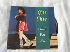 "Amy Grant - Good for me - 12"" vinyl single"