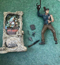 Ash evil dead mcfarlane toys movie maniacs Army of darkness figure FullyComplete