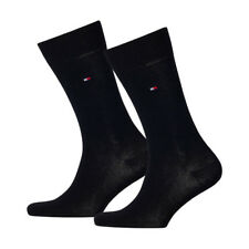 8 P. Tommy Hilfiger Herren Socken Classic 43-46 schwarz