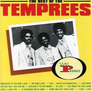 TEMPREES,THE-THE BEST OF THE TEMP (US IMPORT) CD NEW