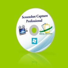 Screenshot Capture Software Program Grab Still Images Create Tutorial Windows 10