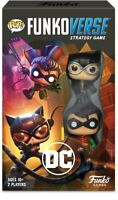Funko Pop! Funkoverse Strategy Game: DC #101 Expandalone, Brand New!